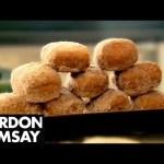 Homemade Chocolate Donuts – Gordon Ramsay