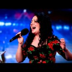 Wild Horses can't keep Kathleen Jenkins from singing | Week 3 Auditions | Britain's Got Talent 2016