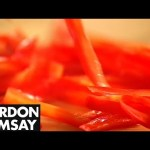 How to Cut A Bell Pepper – Gordon Ramsay