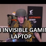Super Thin, Super Powerful Gaming Notebooks.. with Camo!! – CES 2016