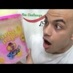 تحدي اكل غزل البنات بكمية هائلة |التحدي الأكبر|