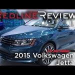 2015 Volkswagen Jetta – 2014 New York International Auto Show