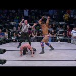 """EC3 Snaps Against """"The Miracle"""" Mike Bennett!"""