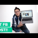 People Read Their First Facebook Post
