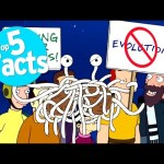 Top 5 Church of the Flying Spaghetti Monster Facts