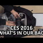 What's in our bag? – CES 2016