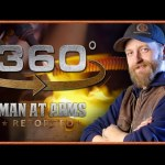 Man At Arms: Reforged Answers Your Questions Part 2 – in 360° !