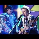 Will lightning strike twice for singer Henry Gallagher? | Semi-Final 1 | Britain's Got Talent 2015