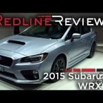2015 Subaru WRX – 2013 Los Angeles Auto Show