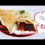 Berry Mojito Crepe Recipe – SORTED