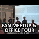 The Big Move – Meetup Day & Touring the New Office