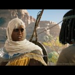 Assassin's Creed Origins: Xbox One X Combat & Quest Exploration Gameplay in 4K – E3 2017