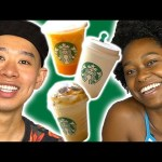 Americans Try Mexican Starbucks