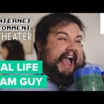 A Real Life Spam Comment Guy – Internet Comment Theater