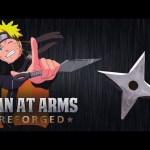 Kunai and Shuriken – Naruto – MAN AT ARMS: REFORGED