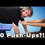 People Retake The Elementary School Fitness Test