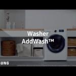 Samsung AddWash™