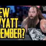 NEW WYATT FAMILY MEMBER? (WWE Smackdown Live Recap and Results 10/25/16 w/ Steve and Larson)