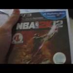 PS3 NBA2K12 Video Review