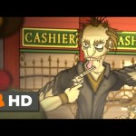 Toonstone (2015) – Jawless & Lawless Scene (7/10) | Movieclips