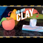 How To Make CLAY with Cornstarch