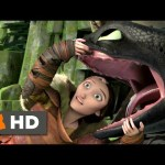 How to Train Your Dragon 2 (2014) – The Land Of Dragons Scene (4/10) | Movieclips