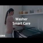 Samsung activewash™ : Smart Care