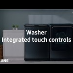 Samsung activewash™ : Integrated touch control