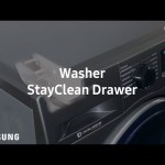 Samsung AddWash™ : StayClean Drawer