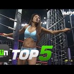 5 Most INSANE Knockouts Cage Dives in IMPACT History | GWN Top 5