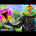 Fortnite Cube Is Corrupted And Cracking! | Happy Fortniteween | Fortnite Battle Royale