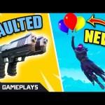 New Fortnite Balloons Items Update | Dual Pistols Vaulted! | Fortnite Battle Royale
