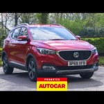 Promoted | 7 Days In The MG ZS | Autocar
