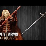 Alucard's Heirloom Sword – Castlevania – MAN AT ARMS: REFORGED