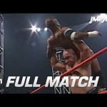 LAX vs Triple X (ULTIMATE X): FULL MATCH (TNA Bound for Glory 2007) | IMPACT Wrestling Full Matches