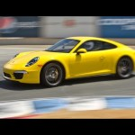 2013 Porsche 911 Carrera 4S Hot Lap! – 2013 Best Driver's Car Contender