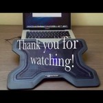 Best Notebook Cooling Pad- Serioux Coolix: Unboxing and Review
