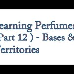 Learning Perfumery ( Part 12 ) – Bases & Territories