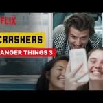 Stranger Things Cast Surprises Fans with Scoops Ahoy | Netflix