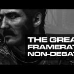The Great Framerate Non-Debate
