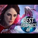10 BEST GRAPHICS of 2018 [4K Video]