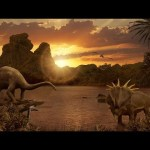 Jurassic Sunset – Speed art (#Photoshop) | CreativeStation