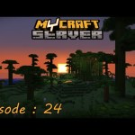 Mycraft Ep 24 – شغل ردستوني على الجزيرة