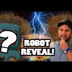 WILD CARD REVEAL – Robot Wars