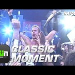 Christian Cage's EPIC World Title Win (TNA Against All Odds 2006) | Classic IMPACT Wrestling Moments