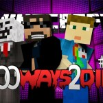 Minecraft 100 Ways To Die | Pickle Juice Challenge [4]