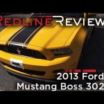 2013 Ford Mustang Boss 302 Walkaround, Exhaust, Review, Tour