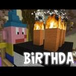 Minecraft – Build Battle Buddies – Billy's Birthday! W/AshDubh