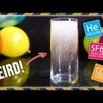 What Happens When You Mix Helium & Sulfur Hexafluoride?