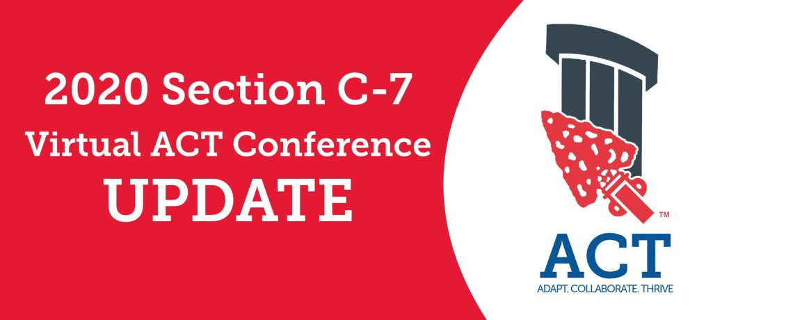 2020 Section C-7 Virtual ACT Conference